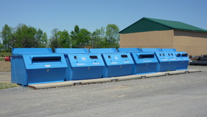 Adams Township Recycling Bins